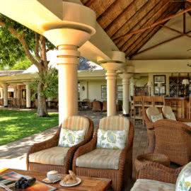 Ilala Lodge Restaurant