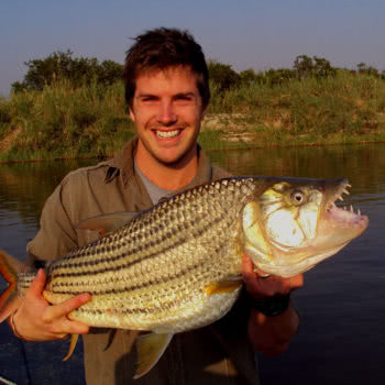 Chobe River Fishing Trip
