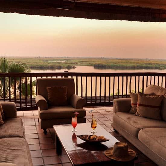 Mowana Safari Lodge Sunset