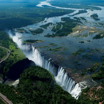Victoria Falls Safari Holiday
