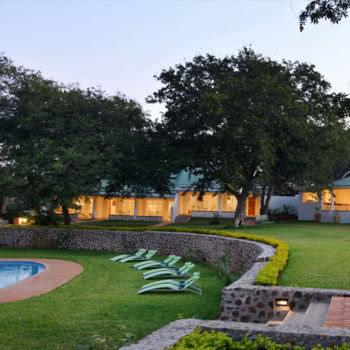 Batonka Lodge Victoria Falls