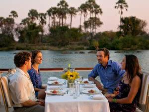 Dinner Cruise Dinner