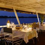 Zambezi River Dinner Cruise