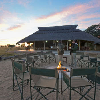 Camp Hwange National Park