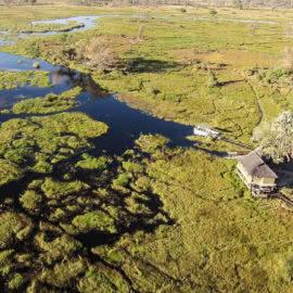 Okavango Delta Gunns Camp
