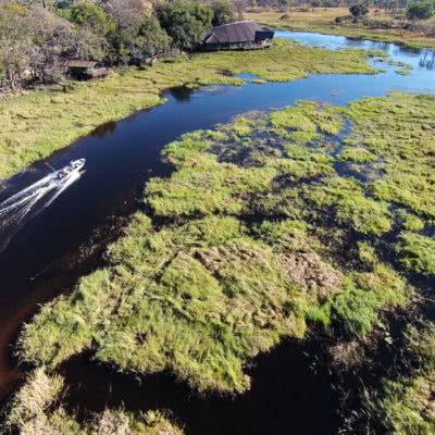 Moremi Crossing Delta
