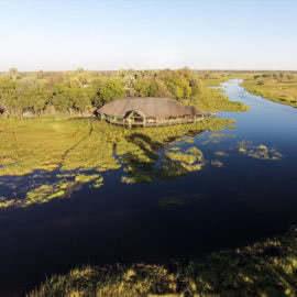 Okavango Delta Moremi Crossing