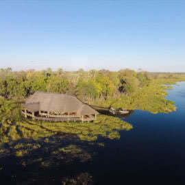 Okavango Delta Moremi Crossing Accommodation