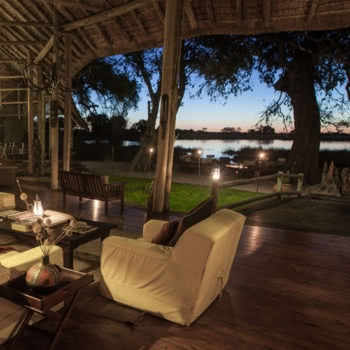 Okavango Delta Accommodation Pom Pom Camp