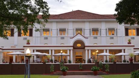 High Tea Victoria Falls Hotel
