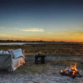 Chobe Savanna Lodge Bush Lounge