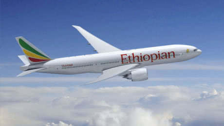 Ethiopian Airlines Flying To Victoria Falls