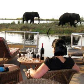 Chobe Lunch Cruise