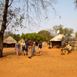 Livingstone Village Tour
