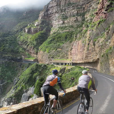 Cycling Cape Of Good Hope Mountain