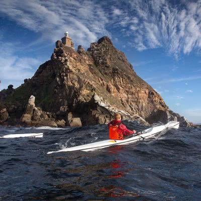 Sea Kayaking & Cape Point Tour Mountain
