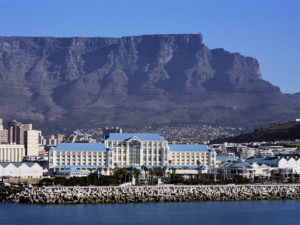 Table Bay Hotel Front View