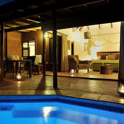Idube Suite Pool