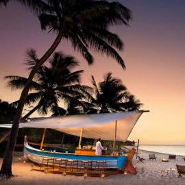 Benguerra Island Boat Bar