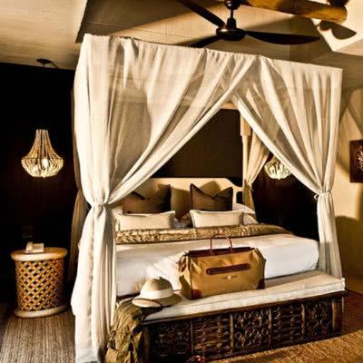Bush Lodge Bedroom Double