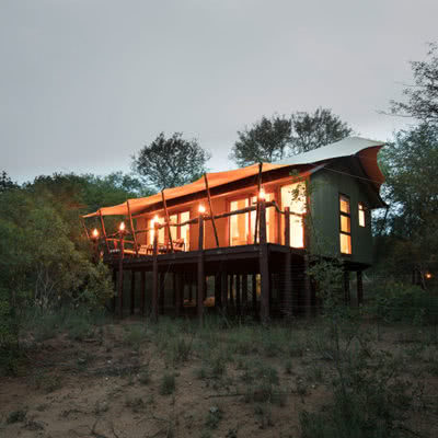 Kapama Buffalo Camp Exterior