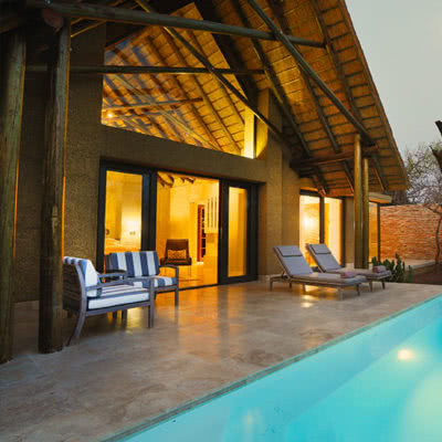 Kapama Southern Camp Room Pool