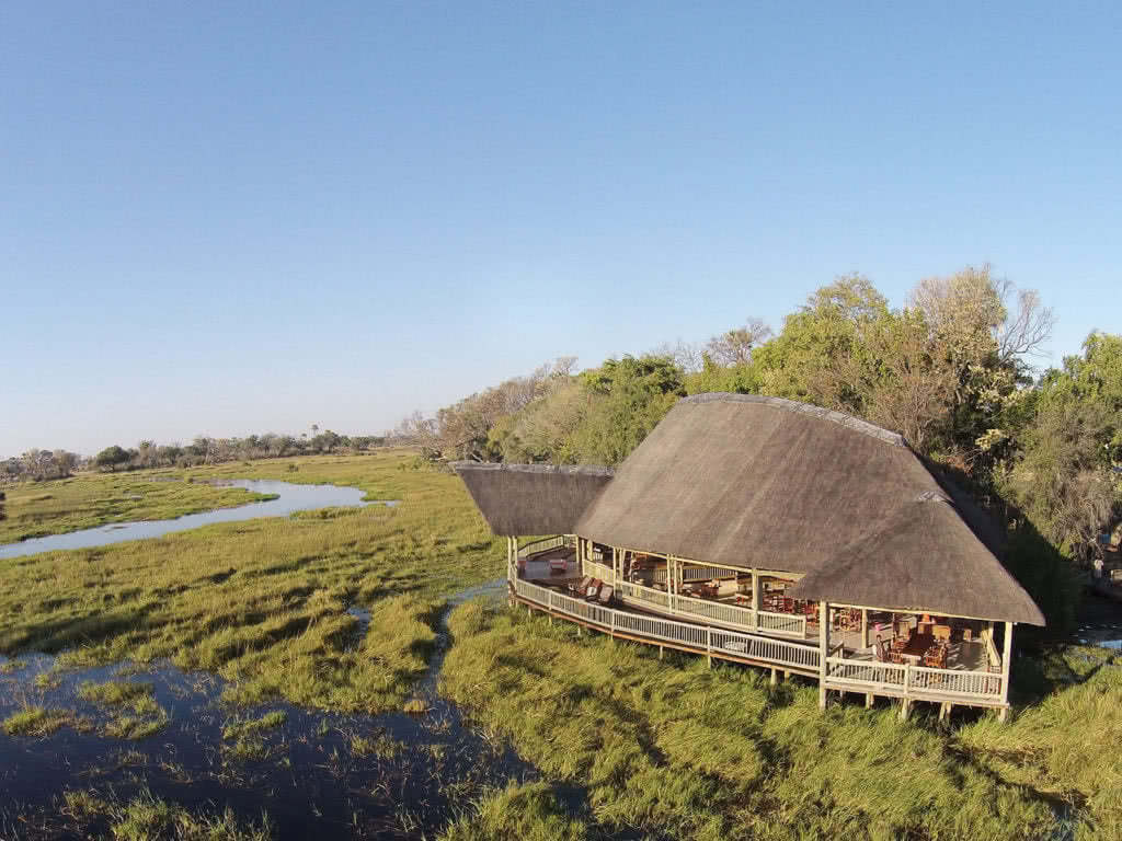 Moremi Crossing Lodge