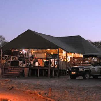 Camp Savuti Exterior Camp