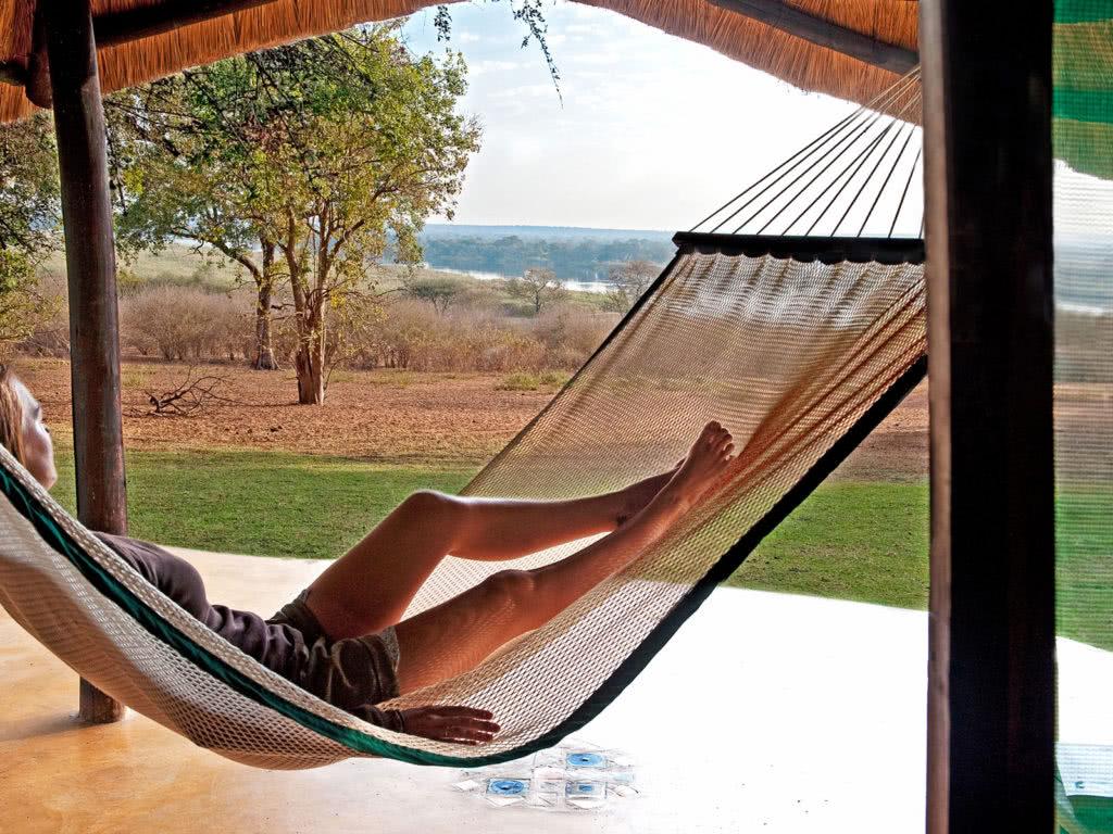 Imbabala Zambezi Safari Lodge Hammock