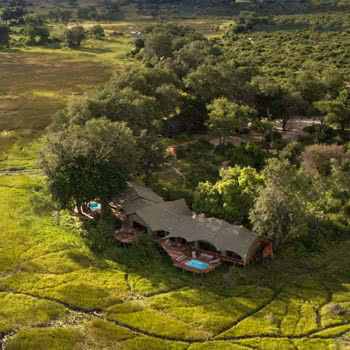 Duba Plains Suite View Top