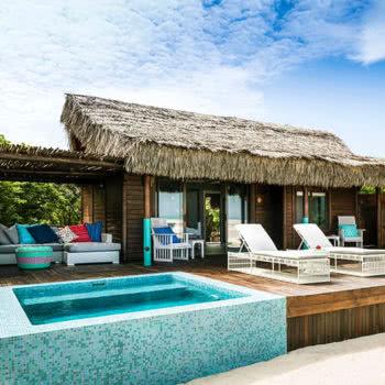 Medjumbe Pool Villa