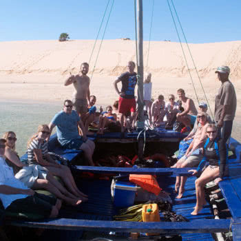 Sailaway Boat Dhow