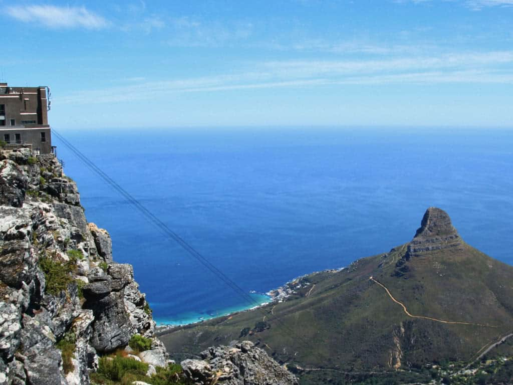 Curated Cape Town City Tour Table Mountain