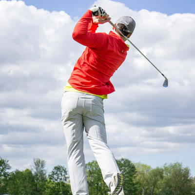 Exclusive Golf Experience Swing