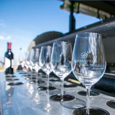Wildlife Safari & Wine Tasting Glasses