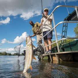 Fishing Safari