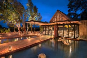 Modern Design in the African Bush